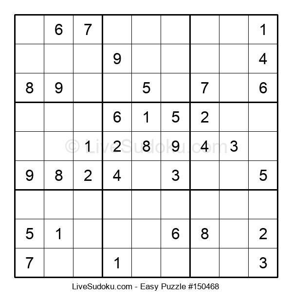 Beginners Puzzle #150468
