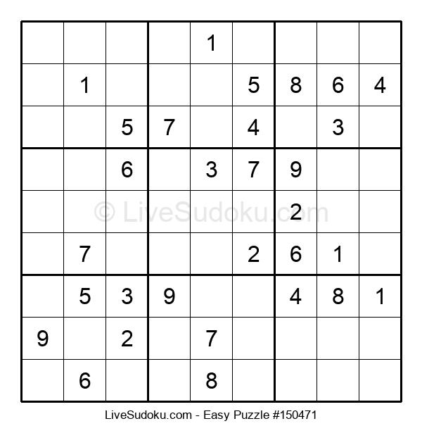 Beginners Puzzle #150471