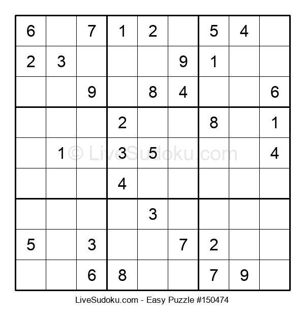 Beginners Puzzle #150474