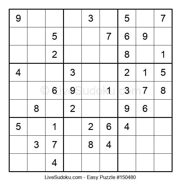 Beginners Puzzle #150480