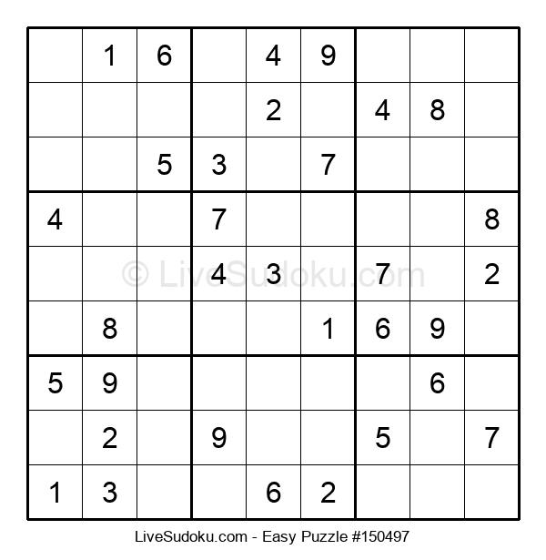 Beginners Puzzle #150497