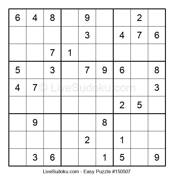 Beginners Puzzle #150507