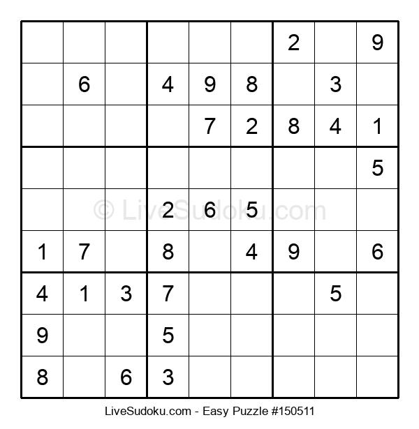 Beginners Puzzle #150511