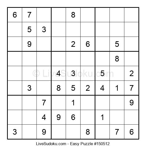 Beginners Puzzle #150512