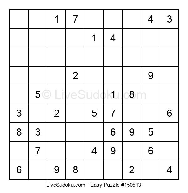 Beginners Puzzle #150513