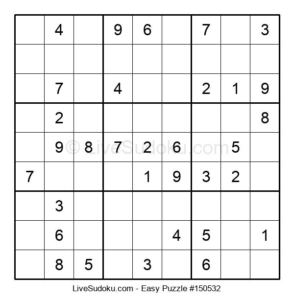 Beginners Puzzle #150532