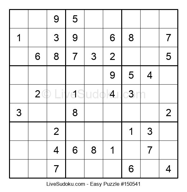 Beginners Puzzle #150541