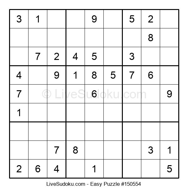 Beginners Puzzle #150554