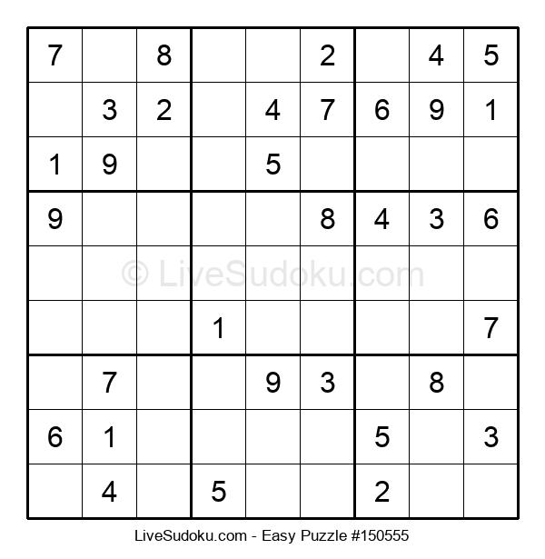 Beginners Puzzle #150555