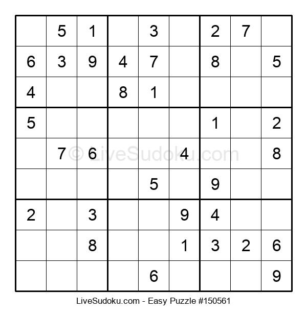 Beginners Puzzle #150561