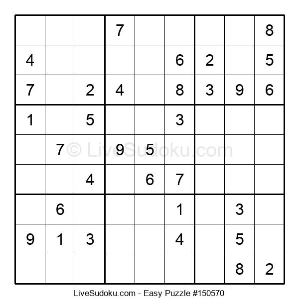 Beginners Puzzle #150570