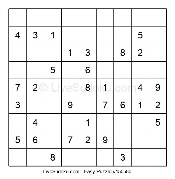 Beginners Puzzle #150580