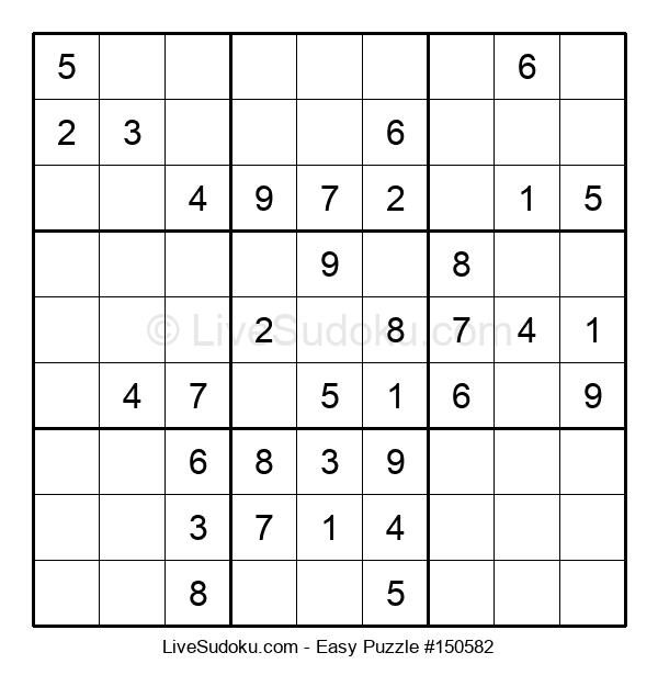 Beginners Puzzle #150582