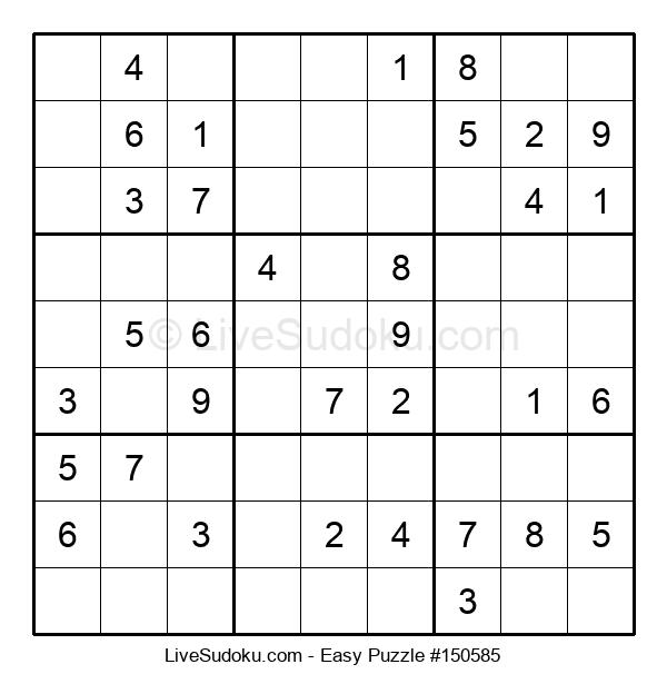 Beginners Puzzle #150585