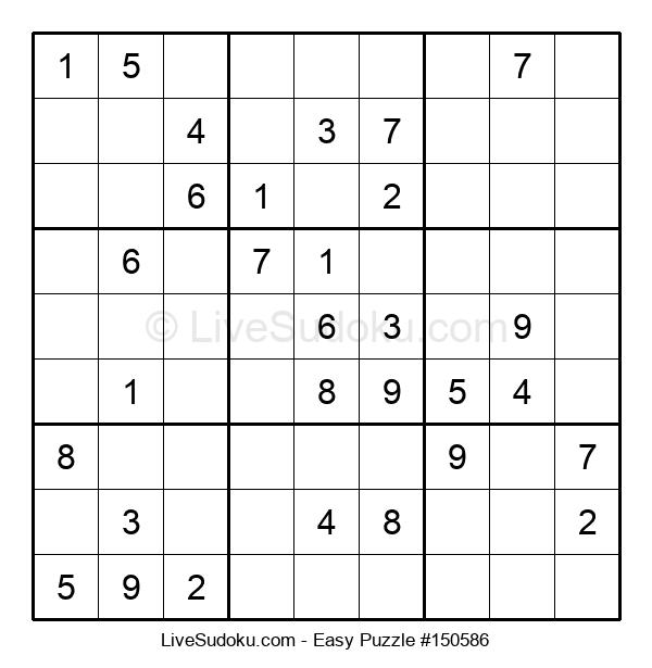Beginners Puzzle #150586
