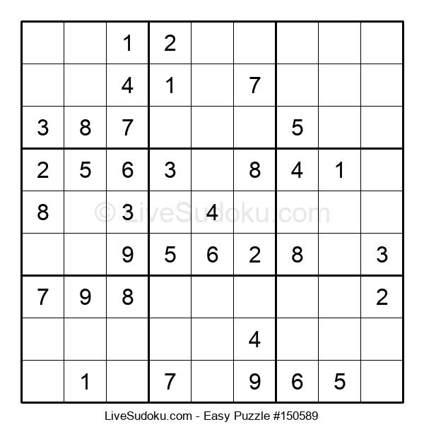 Beginners Puzzle #150589