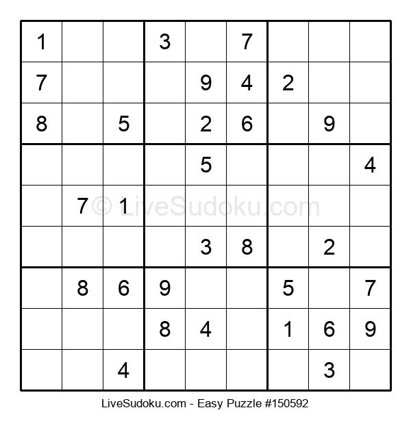 Beginners Puzzle #150592
