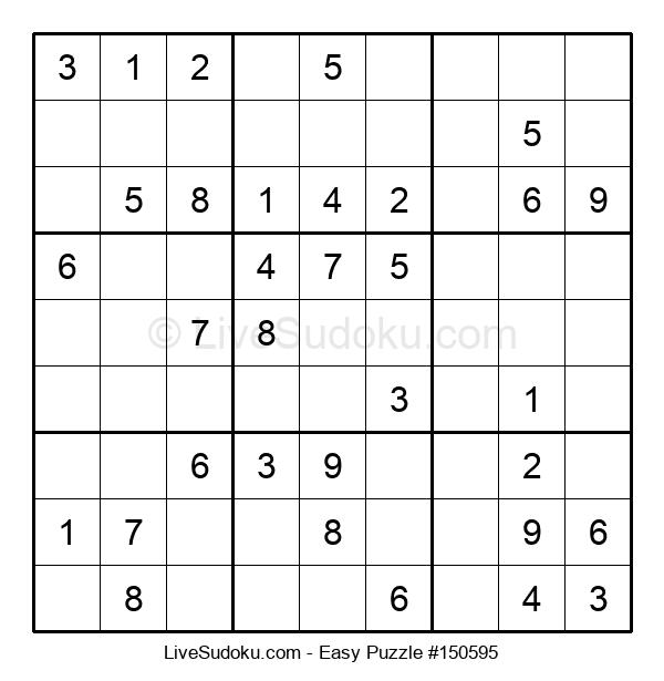 Beginners Puzzle #150595
