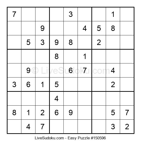 Beginners Puzzle #150596