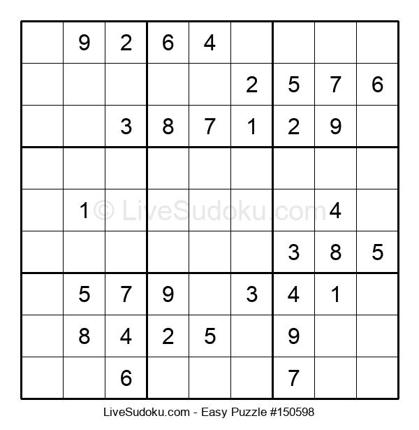 Beginners Puzzle #150598