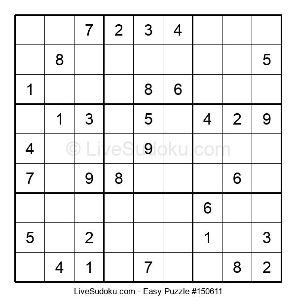 Beginners Puzzle #150611