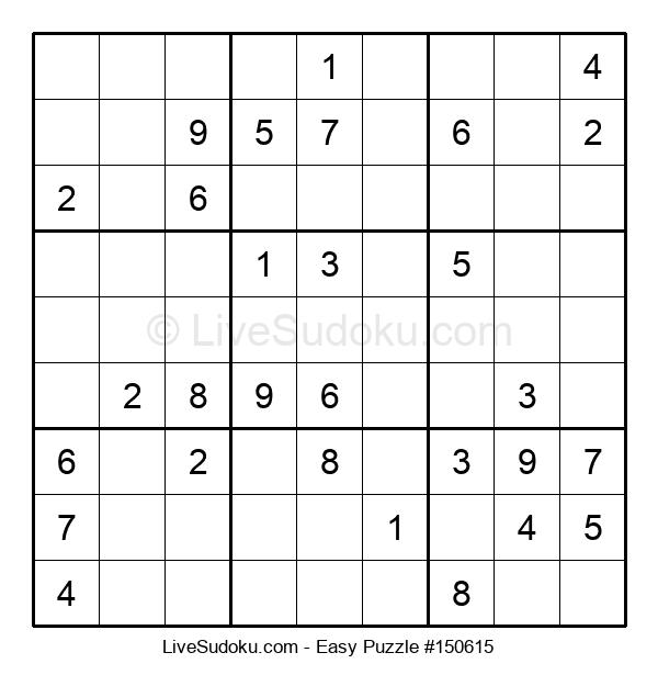 Beginners Puzzle #150615