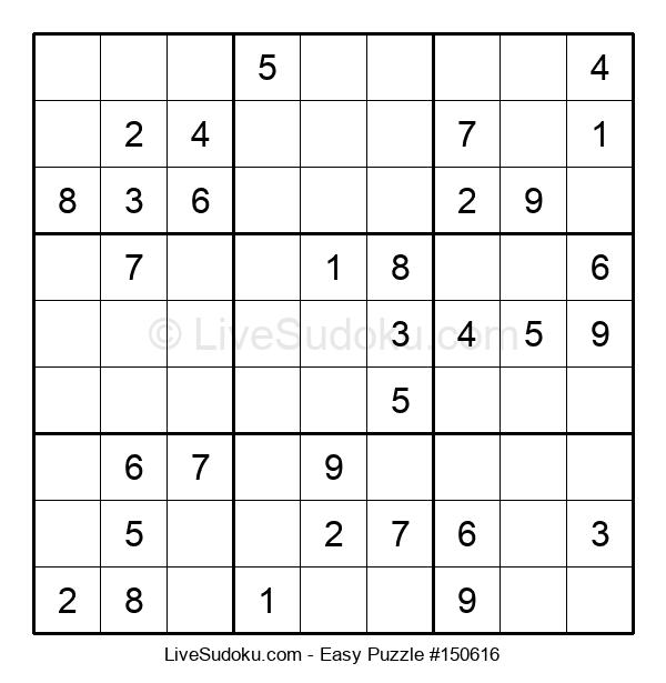 Beginners Puzzle #150616