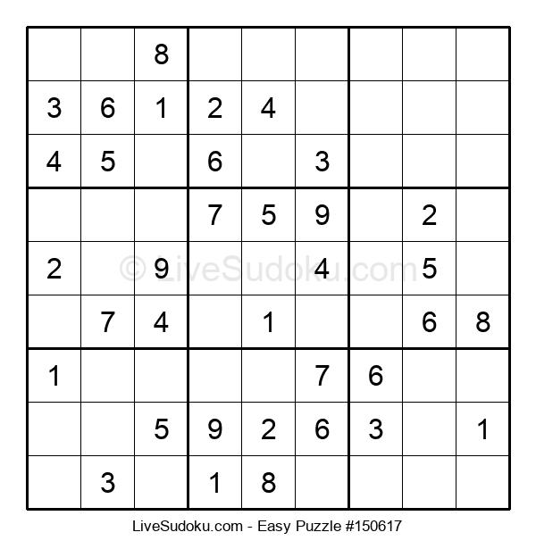 Beginners Puzzle #150617