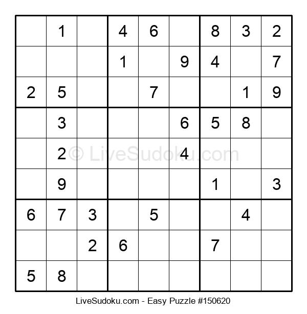 Beginners Puzzle #150620