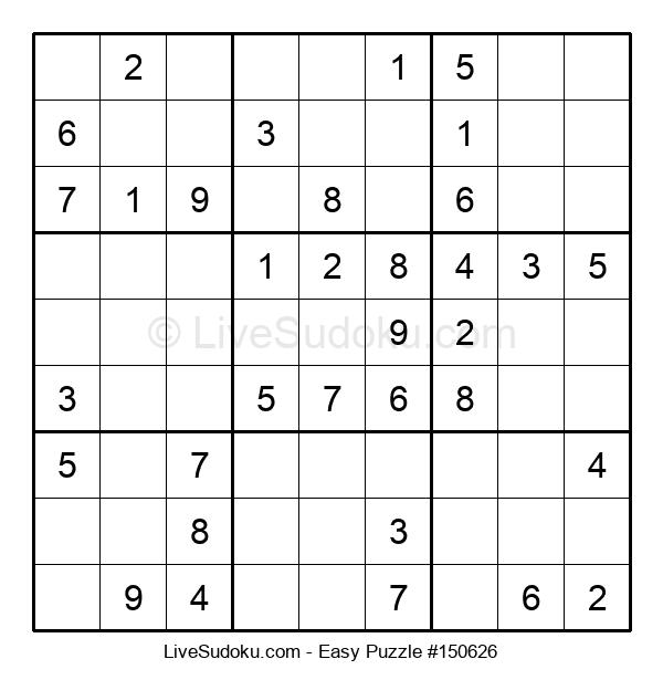 Beginners Puzzle #150626