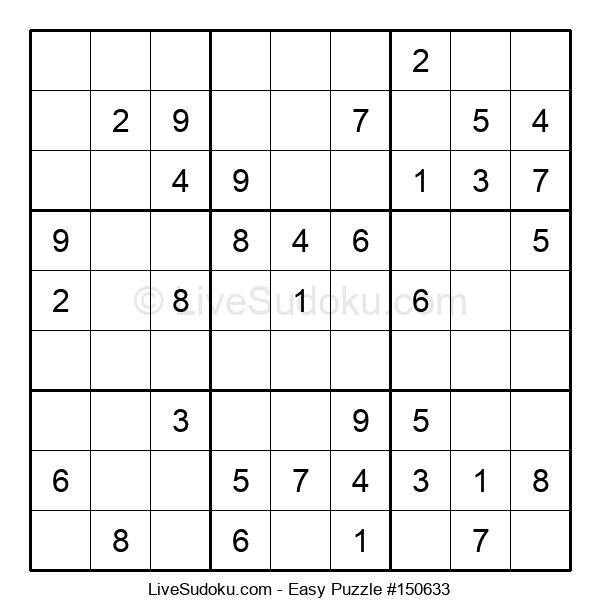 Beginners Puzzle #150633