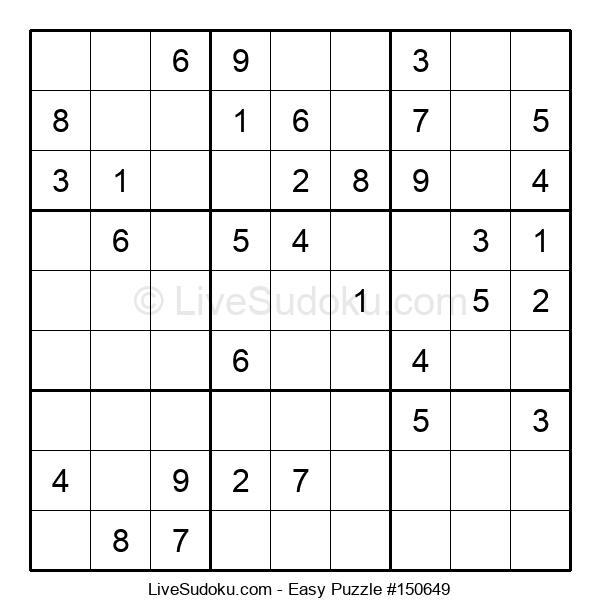 Beginners Puzzle #150649