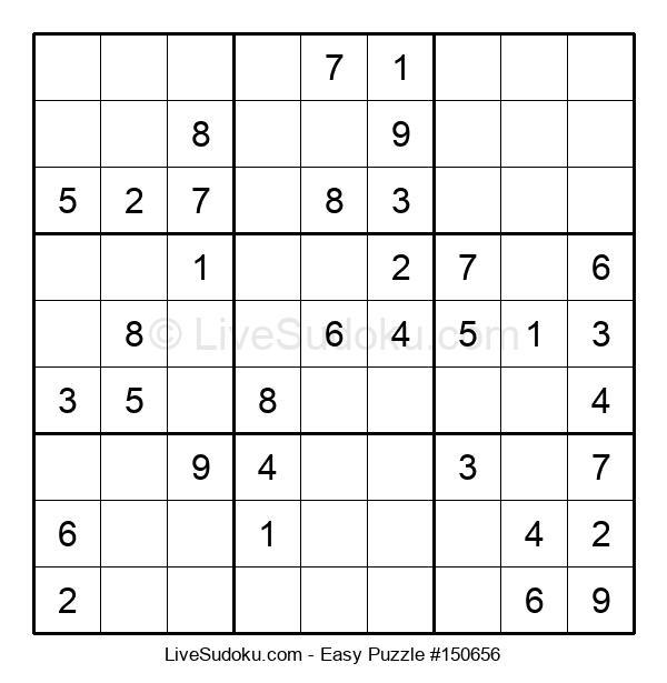 Beginners Puzzle #150656