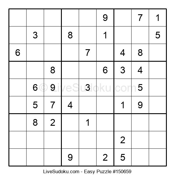 Beginners Puzzle #150659
