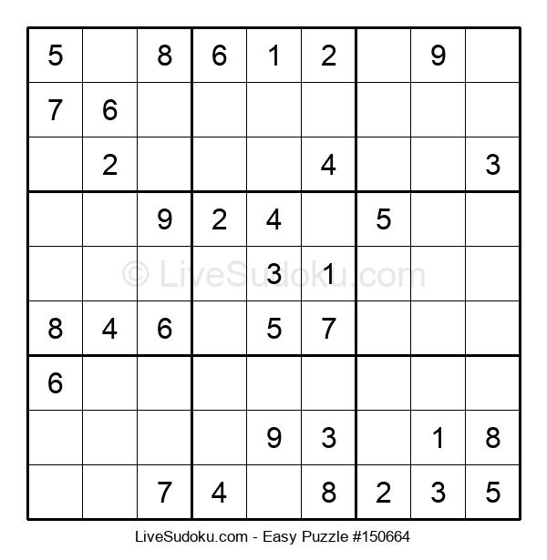 Beginners Puzzle #150664