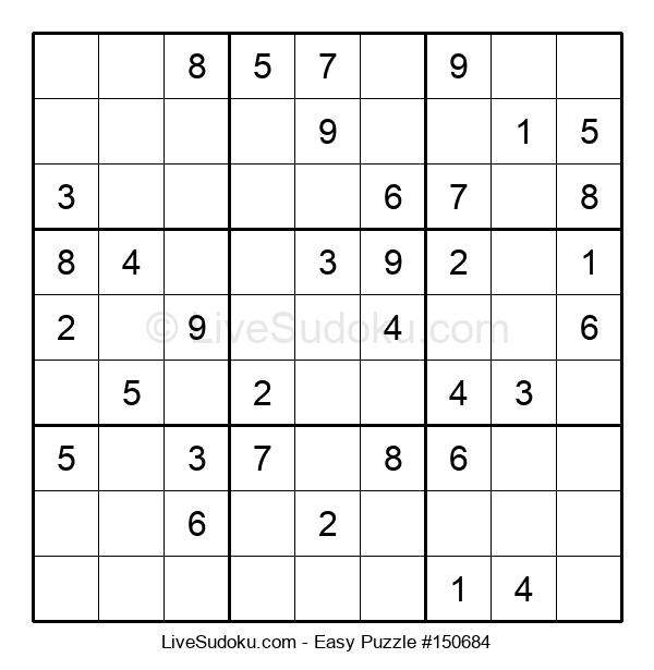 Beginners Puzzle #150684