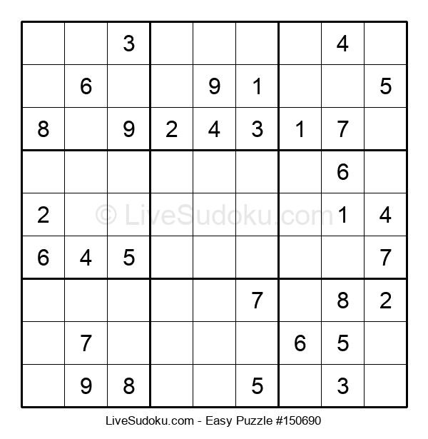 Beginners Puzzle #150690