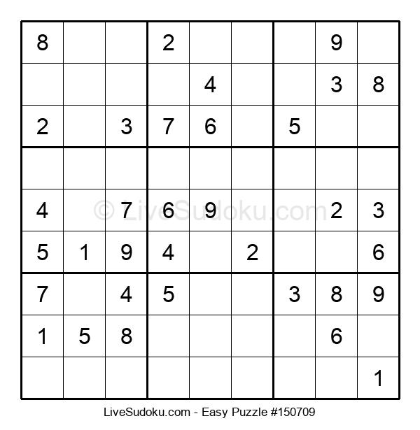 Beginners Puzzle #150709
