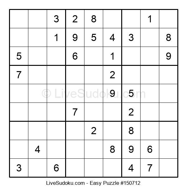 Beginners Puzzle #150712