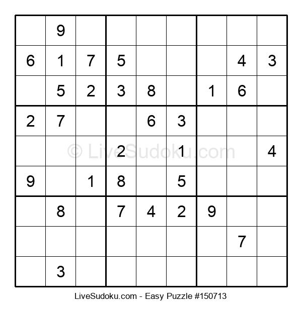 Beginners Puzzle #150713