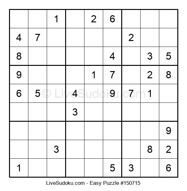Beginners Puzzle #150715