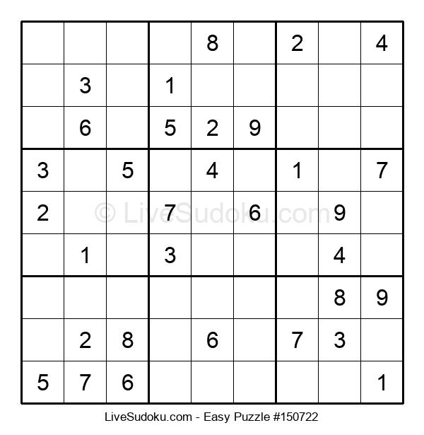 Beginners Puzzle #150722
