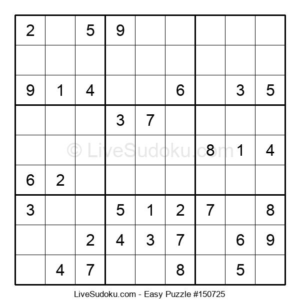 Beginners Puzzle #150725