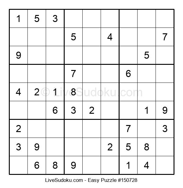 Beginners Puzzle #150728