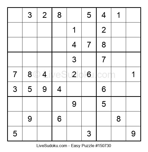 Beginners Puzzle #150730