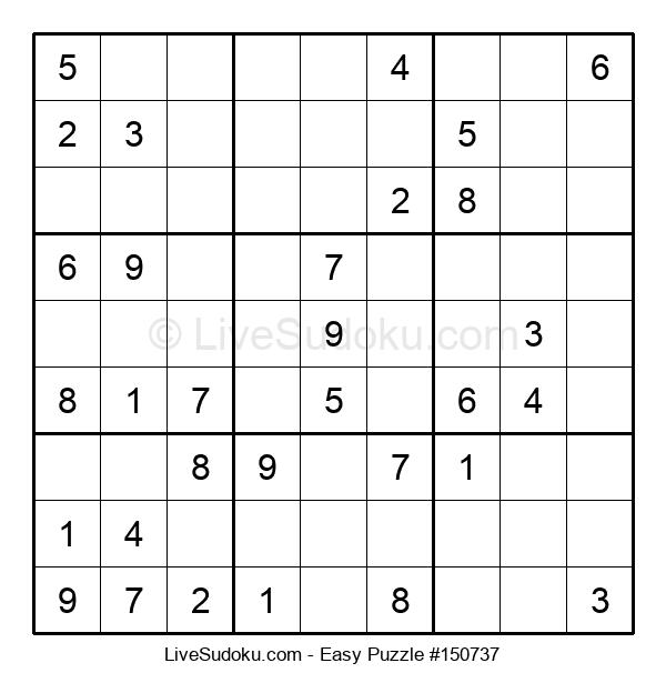 Beginners Puzzle #150737