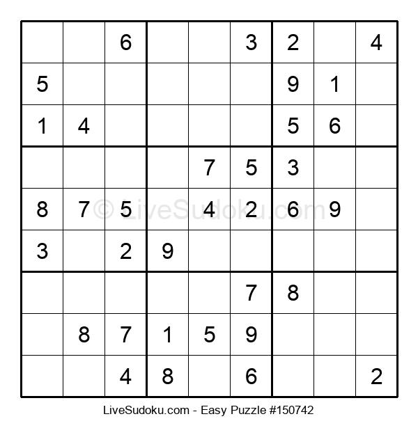 Beginners Puzzle #150742