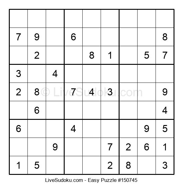Beginners Puzzle #150745