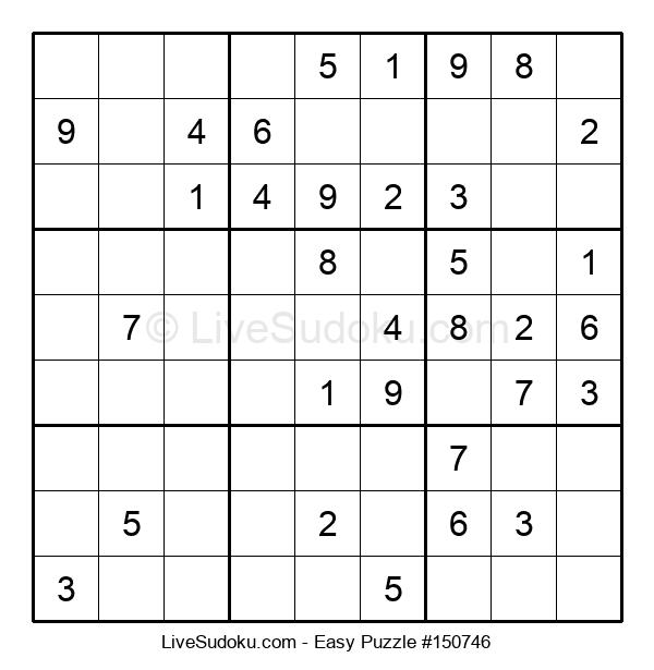 Beginners Puzzle #150746