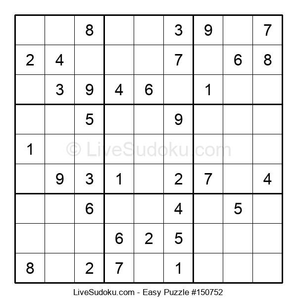 Beginners Puzzle #150752